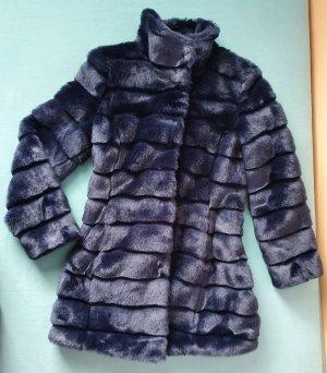 Eliza J. Kurtka zimowa ciemnoniebieski Modal