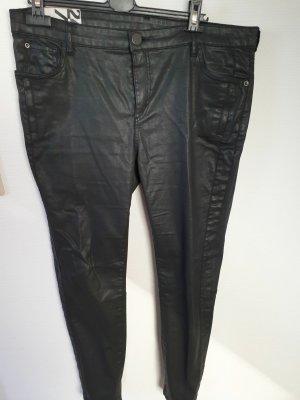 Opus Pantalone cinque tasche nero Cotone
