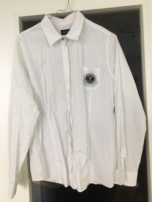 Golfino Long Sleeve Blouse white
