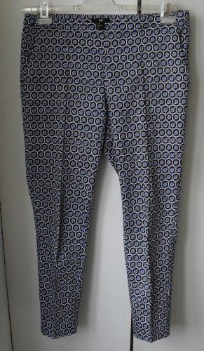 H&M 7/8 Length Trousers multicolored cotton