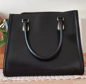 Edle Handtasche aus superweichem Echtleder