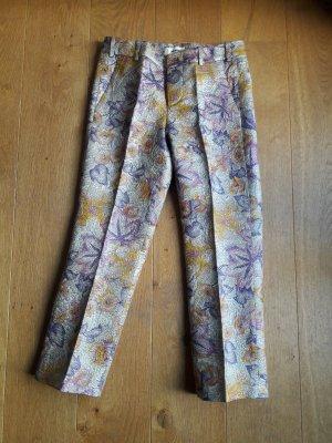 Zadig & Voltaire Pantalon 3/4 argenté-beige clair