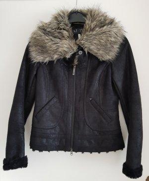 Armani Jeans Winter Jacket black