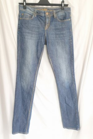 s.Oliver Stretch jeans korenblauw Katoen