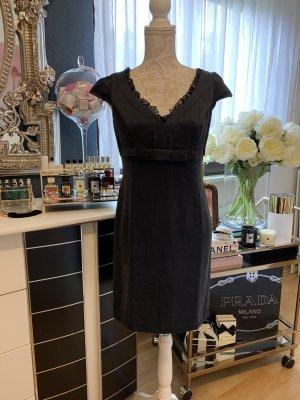 Edle Madeleine Little Black Dress aus Seide