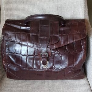 Joop! Briefcase dark brown