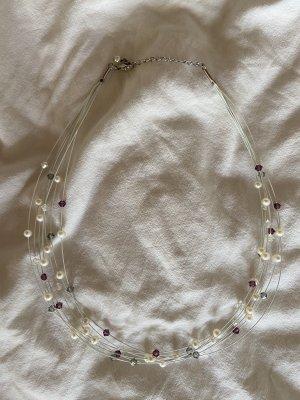 Edle Perlenkette