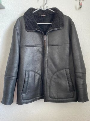 Christ Fur Jacket black