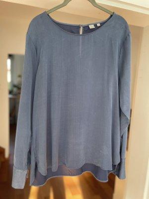 1969 Zijden blouse veelkleurig Zijde