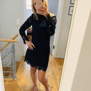 Edle Spitze Kleid 34