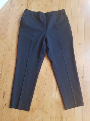 Rich & Royal Pantalón tobillero negro