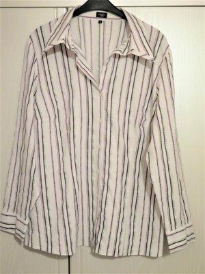 Bexley's Woman Blouse met lange mouwen veelkleurig Polyester