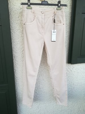 Marc Cain Stretch Trousers cream lyocell