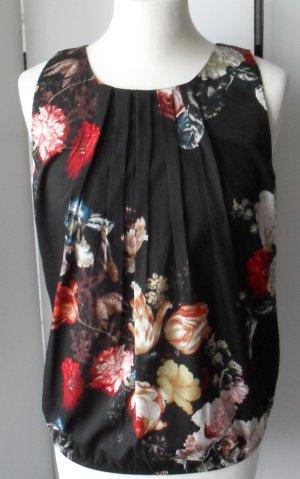 Vero Moda Blusa sin mangas multicolor Poliéster