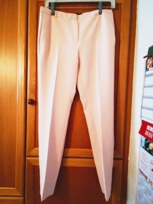 Alfredo Pauly Pantalone jersey crema