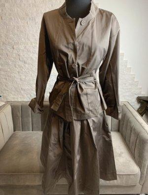 Tandem Tailleur marrone-grigio
