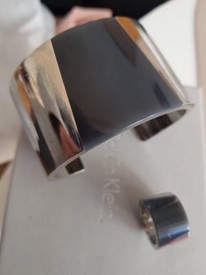 Calvin Klein Parure bijoux argenté