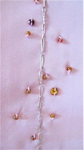 Laurèl Korte blazer paars-lichtroze Zijde