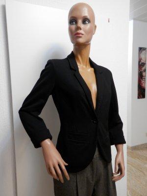 edler Designer Cropped Blazer Jacke Kurzblazer TOP Blogger TREND