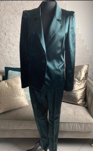 Barbara Schwarzer Trouser Suit forest green