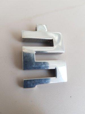 Lotus Pendant silver-colored