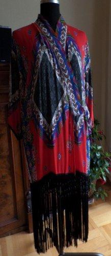 Kimono multicolored viscose
