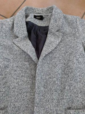 Edler Longblazer von ONLY Gr. XS cremeweiss-schwarz