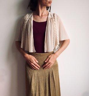 edler plissierter Bolero von H&M Conscious