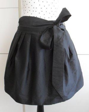 Asos Falda globo negro Poliéster