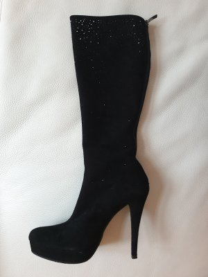 Albano High Heel Boots black
