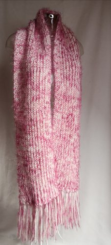 More & More Knitted Scarf multicolored