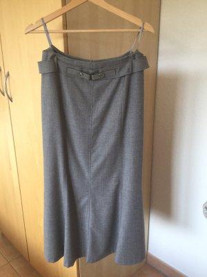 Basler Wollen rok grijs Wol