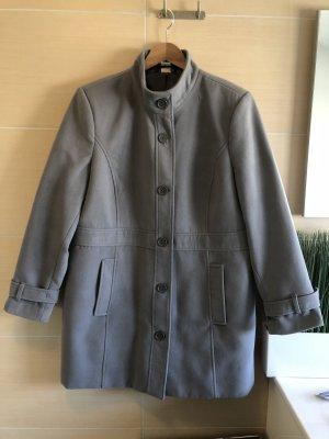 Winter Coat silver-colored-grey