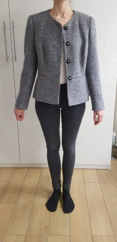 Barbara Schwarzer Wool Blazer multicolored