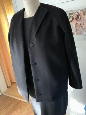 COS Chaqueta de lana negro