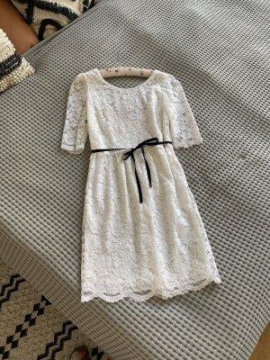 Claudie Pierlot Lace Dress white