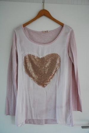 Edles coles Shirt von Via Milano