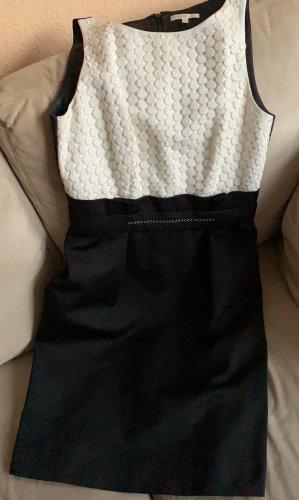 Paule ka Sheath Dress black-natural white