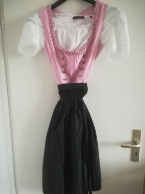 Almsach Vestido Dirndl multicolor