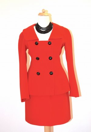 Dolce & Gabbana Ladies' Suit red textile fiber