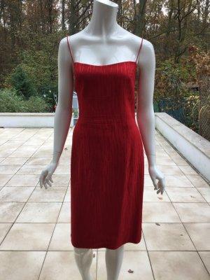 Edles Escada Abend Cocktail Kleid 40 passend zum Mantel wie Neu