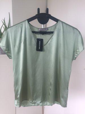 Edles glänzendes Shirt