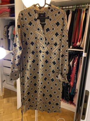 Edles Gold/schwarzes Kleid/Tunika von Mos Mosh.