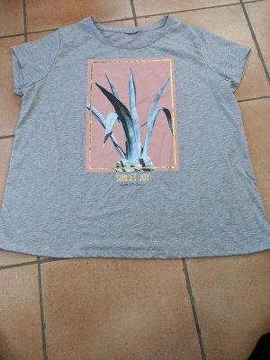 C&A Camicia lunga argento-rosa pallido
