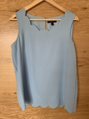 Esprit Blouse topje azuur Polyester