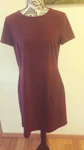 Esprit Leren jurk veelkleurig