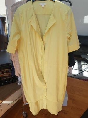 COS Shortsleeve Dress pale yellow