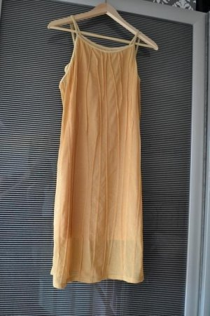 Edles Kleid von Sisley gold/bronze Gr.M/38