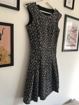 Zara Petticoat Dress dark blue