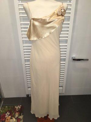 Canda Chiffon Dress cream